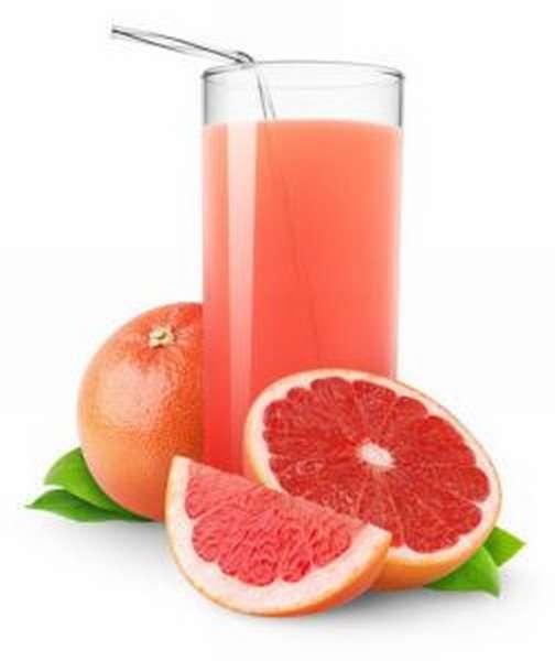 Грейпфрутовый сок замедляет действие препарата