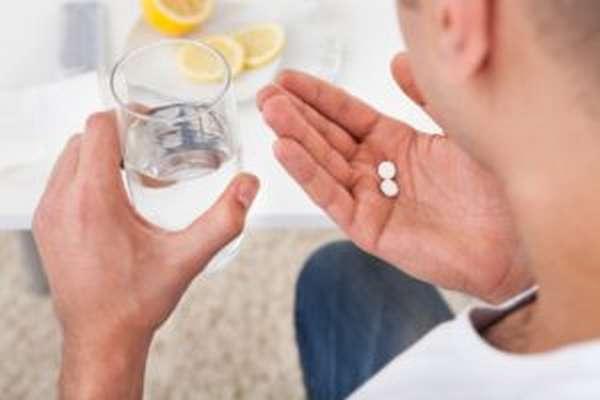 Исчезновение утренней эрекции может стать следствием приема лекарственных препаратов