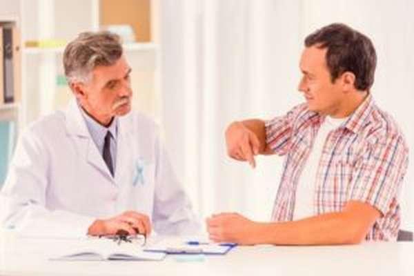 Уролог выяснит все симптомы и признаки патологии