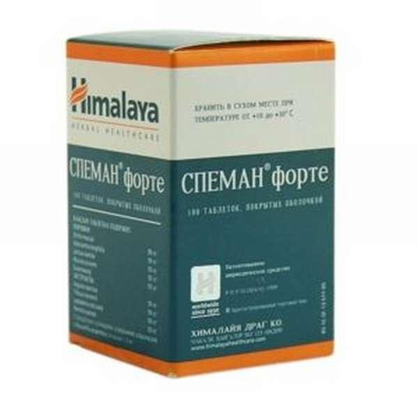 Аналоги препарата Спеман для мужчин: состав таблеток и действующие вещества, дженерики