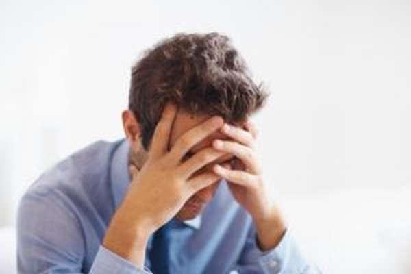 Эрекция по утрам может пропадать вследствие депрессивного расстройства