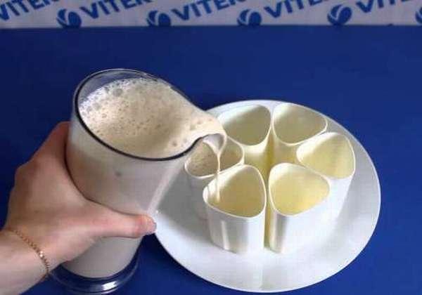 приготовление напитка