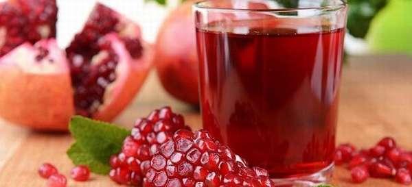Разрешается ли при панкреатите есть гранат и пить его сок?