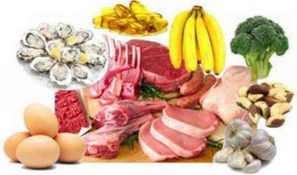 Правильное питание для повышения тестостерона