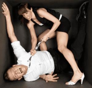 Психологическое давление на мужа