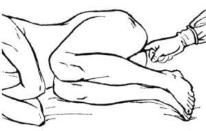 прямой массаж простаты