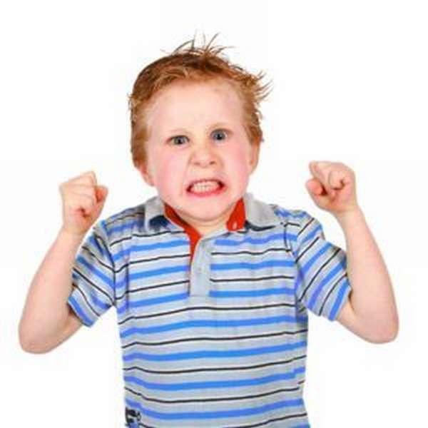 злость у детей