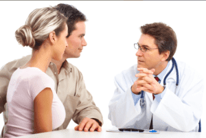 Врач при психоанализе выяснит реакцию обоих партнеров на снижение потенции