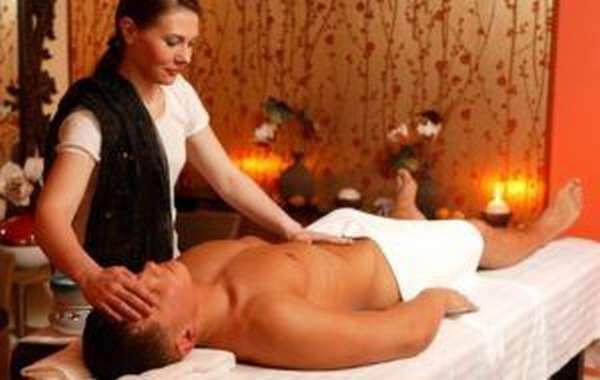 классический массаж простаты