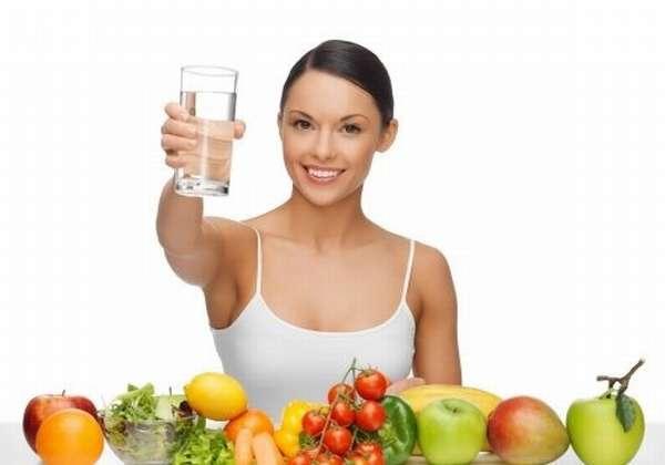 Соблюдать диету и питьевой режим