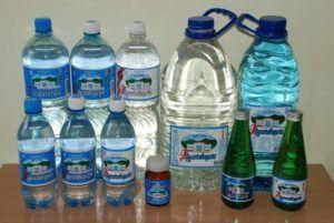 минеральная вода Нафтуся