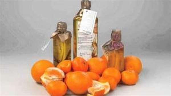 Эфирные масла апельсина