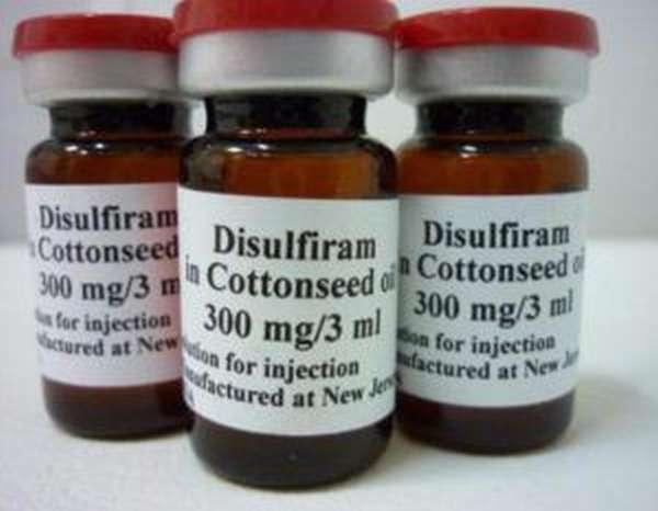 Препарат Дисульфирам