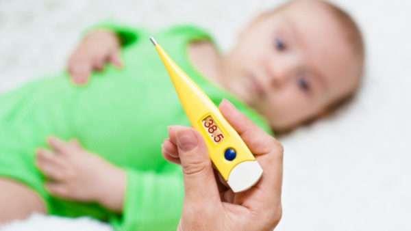 Сколько дней держится температура при ветрянке у детей