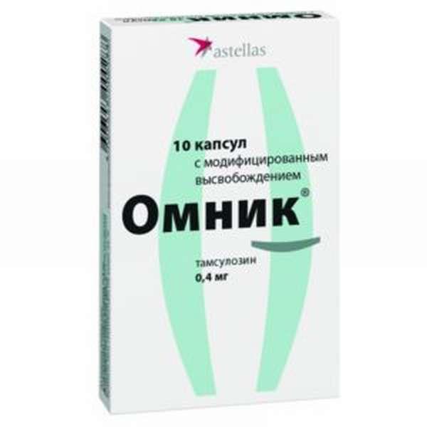 Препарат Омник