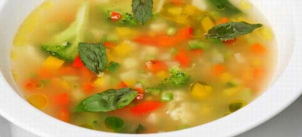 Какие супы можно варить для поддержания здоровья поджелудочной железы?