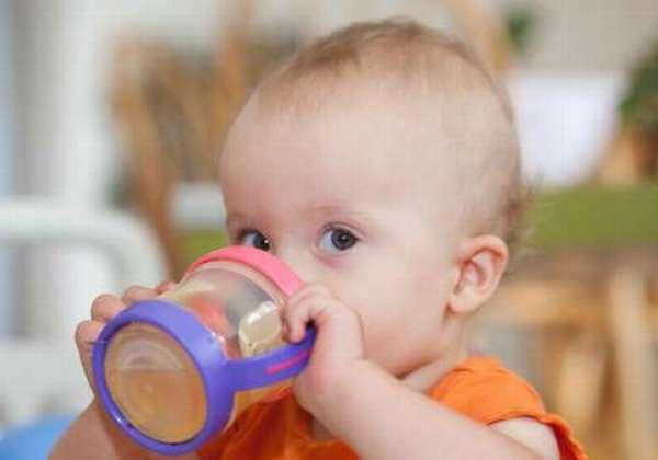 употребление киселя малышом