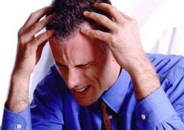 Стрессы влияюет на снижение эрекции