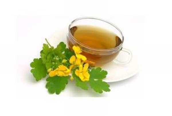 чай с чистотелом