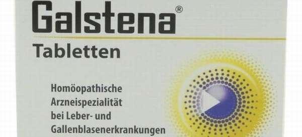 Показания к применению и инструкция препарата Галстена