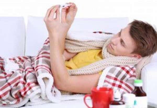 температура при простатите