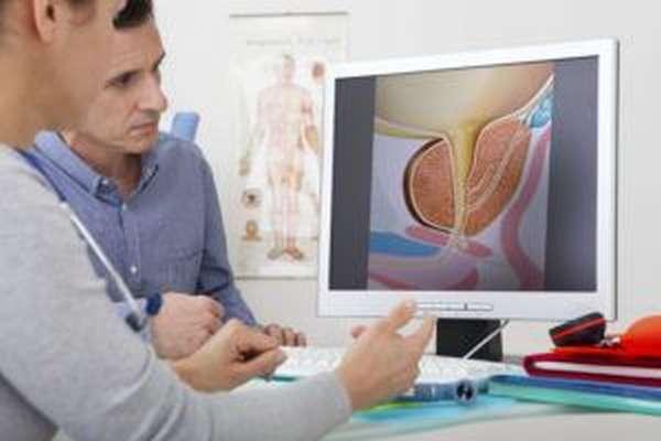 Лечением заболеваний предстательной железы, занимается уролог