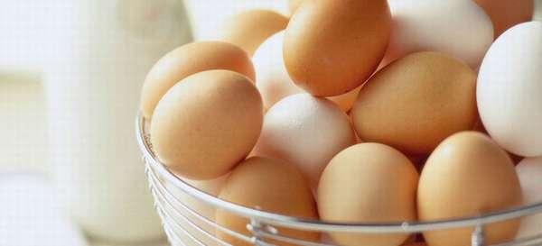Куриные яйца при развитии панкреатита поджелудочной железы