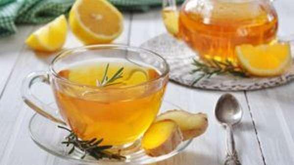 Разжижает кровь, укрепляет сосуды и выводить токсины из организма чай с имбирем