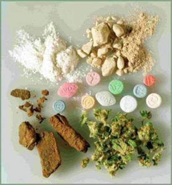 Время присутствие наркотика в урине