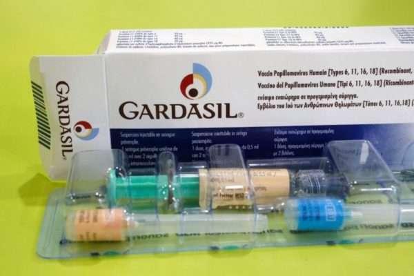 Прививка от ВПЧ — предупреждение онкологических заболеваний