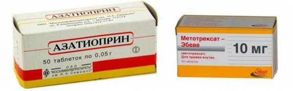 Атопический дерматит на члене