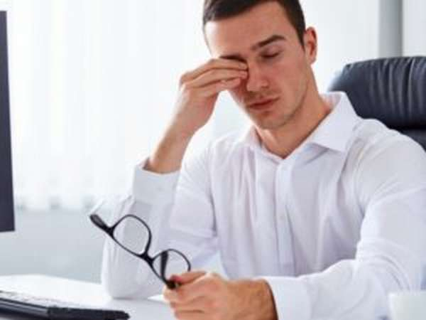 Быстрая утомляемость может быть одним из симптомов простатита
