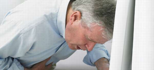 Что делать во время рвоты при панкреатите