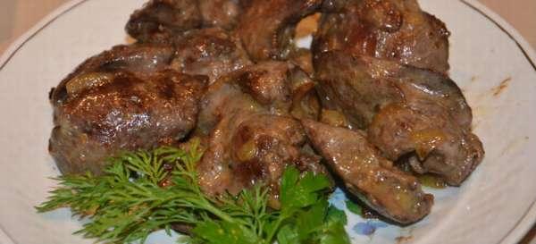 Можно ли есть печень (куриную, говяжью, трески, свиньи) при панкреатите