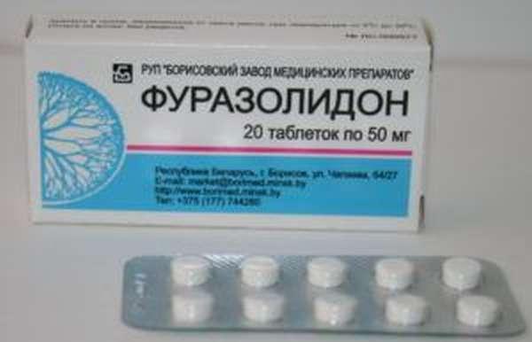 Помогает ли фуразолидон при цистите