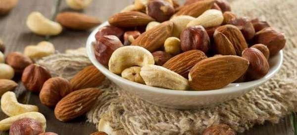 Употребление орехов при панкреатите