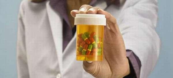 Использование медикаментов в лечении панкреатита