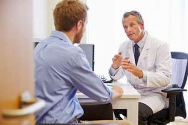 Необходимое лечение назначает врач