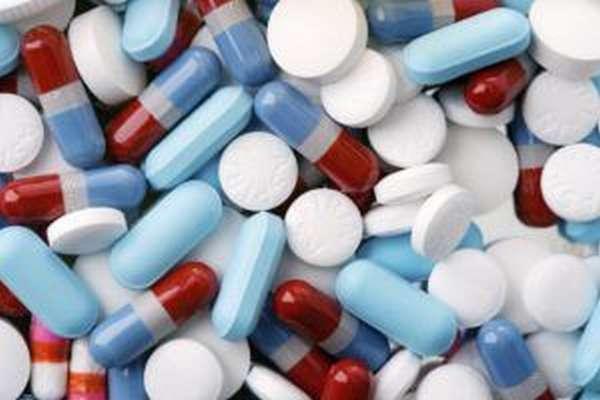 Лекарственные препараты нередко влияют на изменение цвета мочи