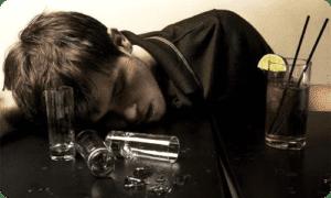 Алкоголь отрицательно влияет на сперму