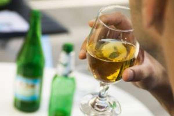 Во время лечения стоит отказаться от употребления алкоголя