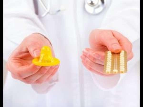 Следует пользоваться средствами контрацепции