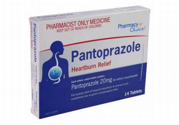 Пантапразол