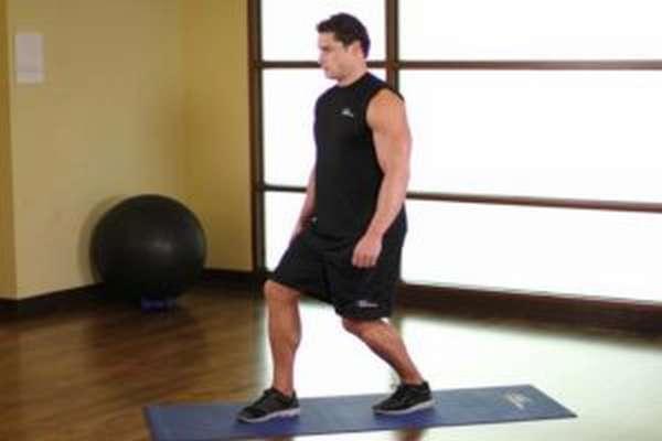 занятие физическими упражнениями