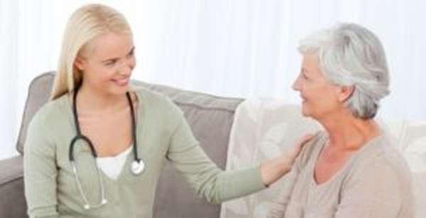 Цистит у пожилых женщин старше 80 лет