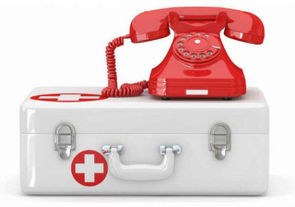 вызов скорой помощи