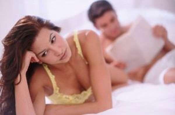 нет желания заниматься сексом